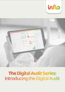 The Digital Audit series cover